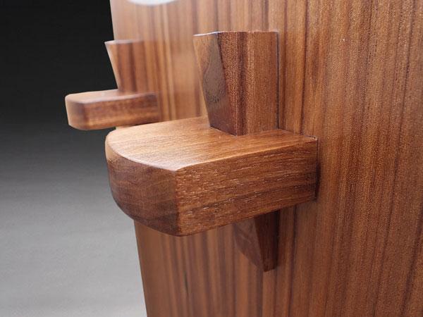 Japanese Wedge Joint Benham Design Concepts