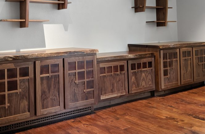Custom Cabinets That Are Art Benham Design Concepts